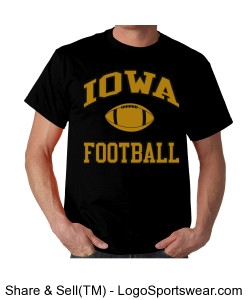 Iowa Football Design Zoom