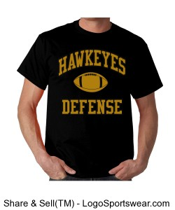 Iowa Defense Design Zoom
